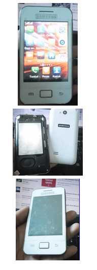 Smartphone Dengan Merk Tiruan
