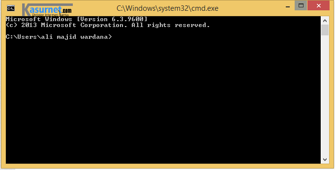 Cara Mematikan Komputer Windows Lewat CMD (Comand Prompt)