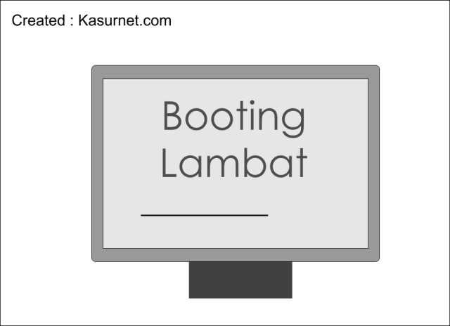 Cara Mempercepat Booting Komputer Windows