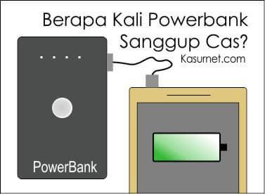 Menghitung Kapasitas Powerbank Secara Penggunaan