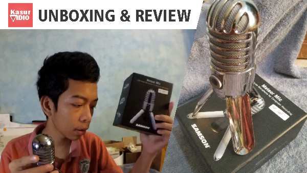 Review SAMSON Meteor MIC Indonesia