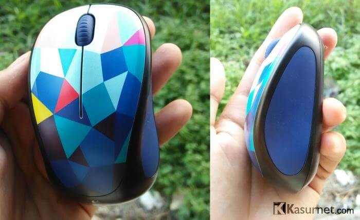 Review Mouse Logitech Wireless M238
