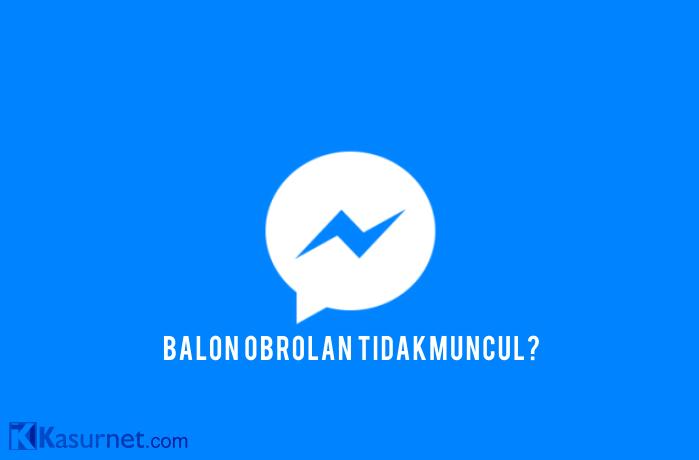 Mengatasi Balon Chat Messenger Tidak Muncul MIUI 7