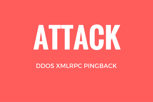 Tips WordPress DDOS XMLRPC Pingback Attack