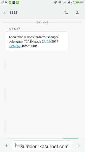 Ketipu Undian Hadiah Telkomsel T-CASH 2017