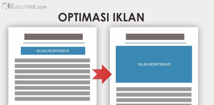 Cara Memodifikasi Iklan Adsense Responsive
