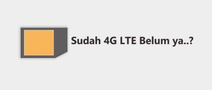 Cara Mengetahui Simcard Sudah 4G atau Belum