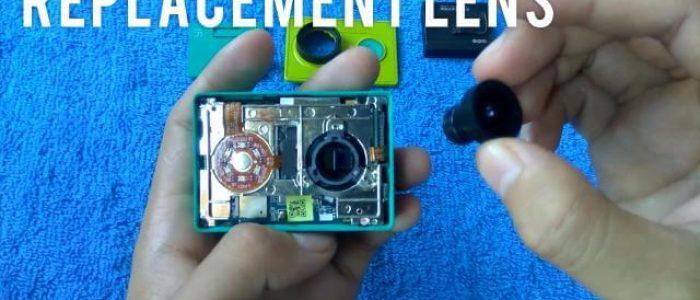 Cara Mengganti Lensa Xiaomi Yi dengan GOPRO