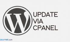 Permalink ke Cara Update WordPress Terbaru Lewat Cpanel