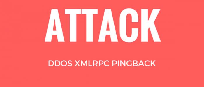 Tips WordPress DDOS XMLRPC Pingback Attack CPU Usage Full