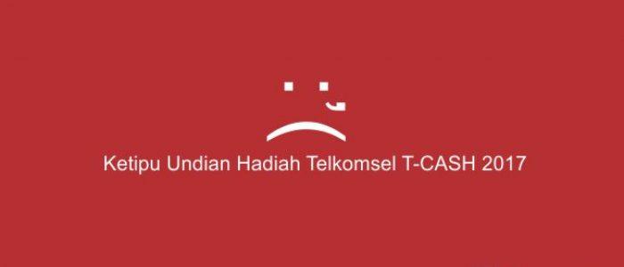 Ketipu Undian Hadiah Telkomsel T-CASH 2017, 😭Terlanjur Kasih Kode OTP