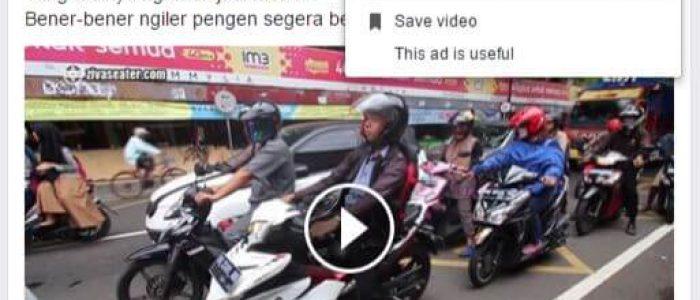 Cara Melihat Targeting Sebuah Iklan di Facebook