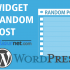 Permalink ke Cara Memasang Widget Random Post Pada WordPress