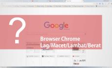 Permalink ke Cara Mudah Mengatasi Google Chrome Lag