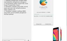 Permalink ke Update Sistem Terbaru Oppo Mirror 3
