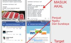Permalink ke Hati-hati Ada Penipuan Jual Smartphone Murah Melalui Fanspage Facebook Ads
