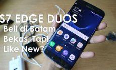 Permalink ke Review Samsung S7 EDGE Dari Batam