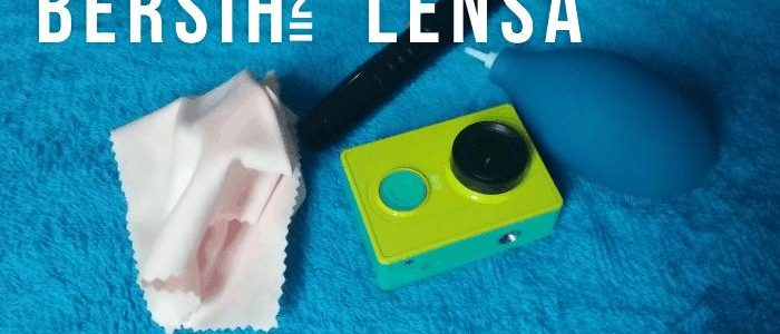 Tips Cara Membersihkan Lensa Yi Kamera