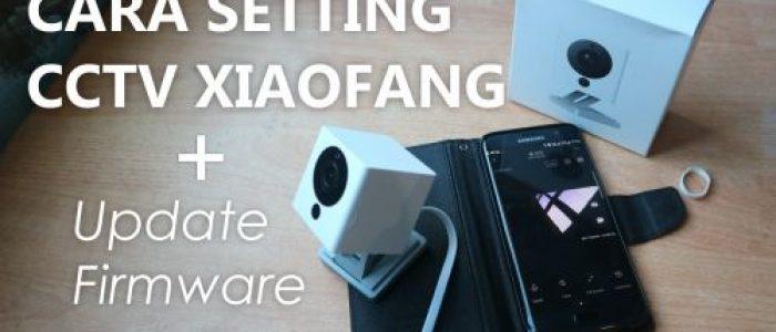 Cara Setting CCTV Xiaomi XiaoFang 1080P Dengan Mudah