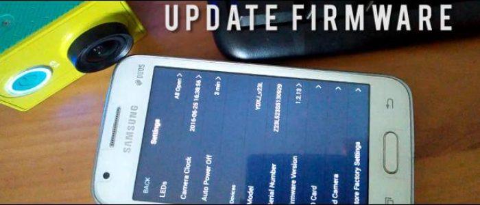 Video Cara Update Firmware Yi Camera Terbaru