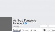 Permalink ke Cara Mendapatkan Verifikasi Fanspage Facebook