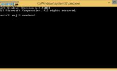 Permalink ke Cara Mematikan Komputer Windows Lewat CMD (Comand Prompt)