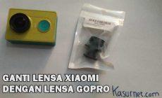 Permalink ke Pengalaman Ganti Lensa Xiaomi Yi dengan Lensa GOPRO