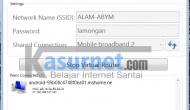 Permalink ke Membuat Hotspot Dengan Virtual Router