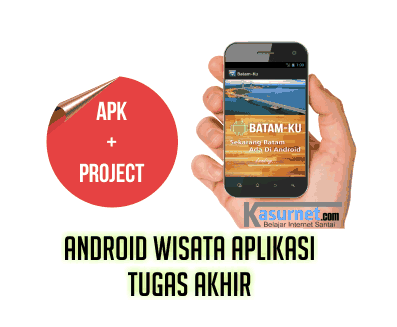 Android Wisata Aplikasi Tugas Akhir
