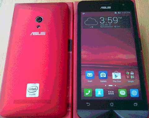 Cara Mengetahui Smartphone Asus Zenfone 5 Replika