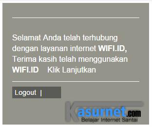 Cara Menggunakan Layanan Wifi.id Gratis