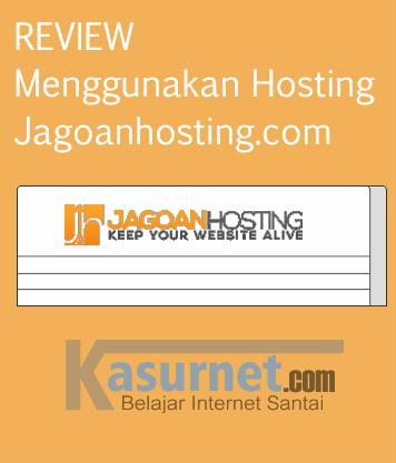 review hosting menggunakan jagoanhosting
