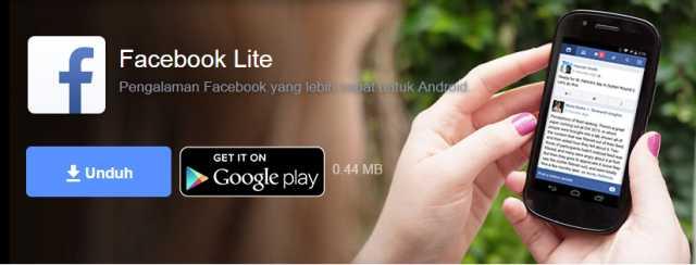 Mengatasi facebook Android Lambat