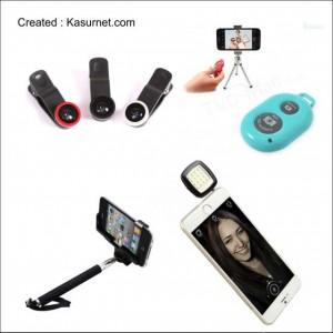Aksesoris Pelengkap Selfie Untuk Smartphone