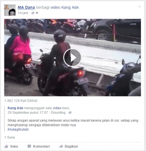 Cara Mematikan Auto Play Video Facebook