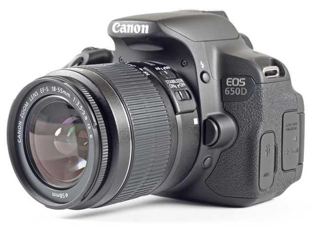Daftar 5 Kamera DSLR Murah Dengan Fitur Record Video