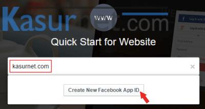 Cara Membuat APP Facebook