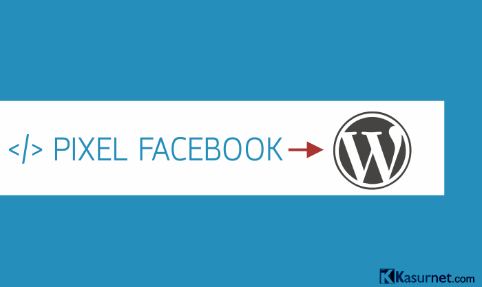 Cara Pasang Kode Pixel Audience di WordPress