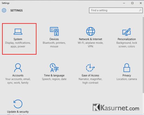 Mengganti Browser Default di Windows 10