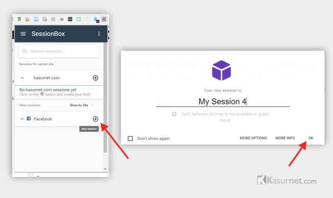 Cara Membuka Banyak Akun Facebook di Google Chrome