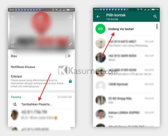 Cara Membuat Link Menuju Whatsapp Group