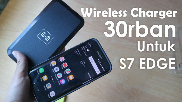 Review Wireless Charger 30rban Qi Compatible