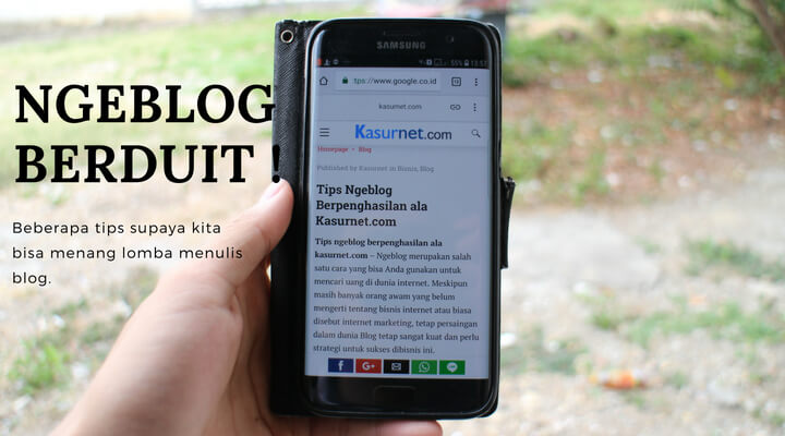 Lomba Menulis Blog 2018