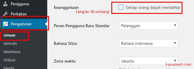 Mengatasi Serangan Register User di Situs WordPress
