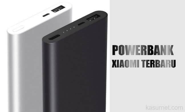 Daftar Harga Power bank Xiaomi Terbaru