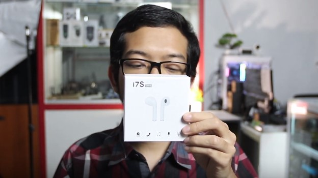 Review Earphone i7S TWS Indonesia