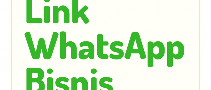 Membuat Link Chat Whatsapp Terbaru 2018
