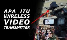 Permalink ke Kamera Pake Wireless Video Transmitter Pengganti Kabel HDMI