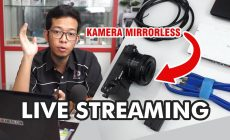 Permalink ke Tutorial Live Streaming Pake Kamera Mirrorless Sony