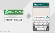 Permalink ke Cara Membuat Link Whatsapp Menuju Chat Langsung